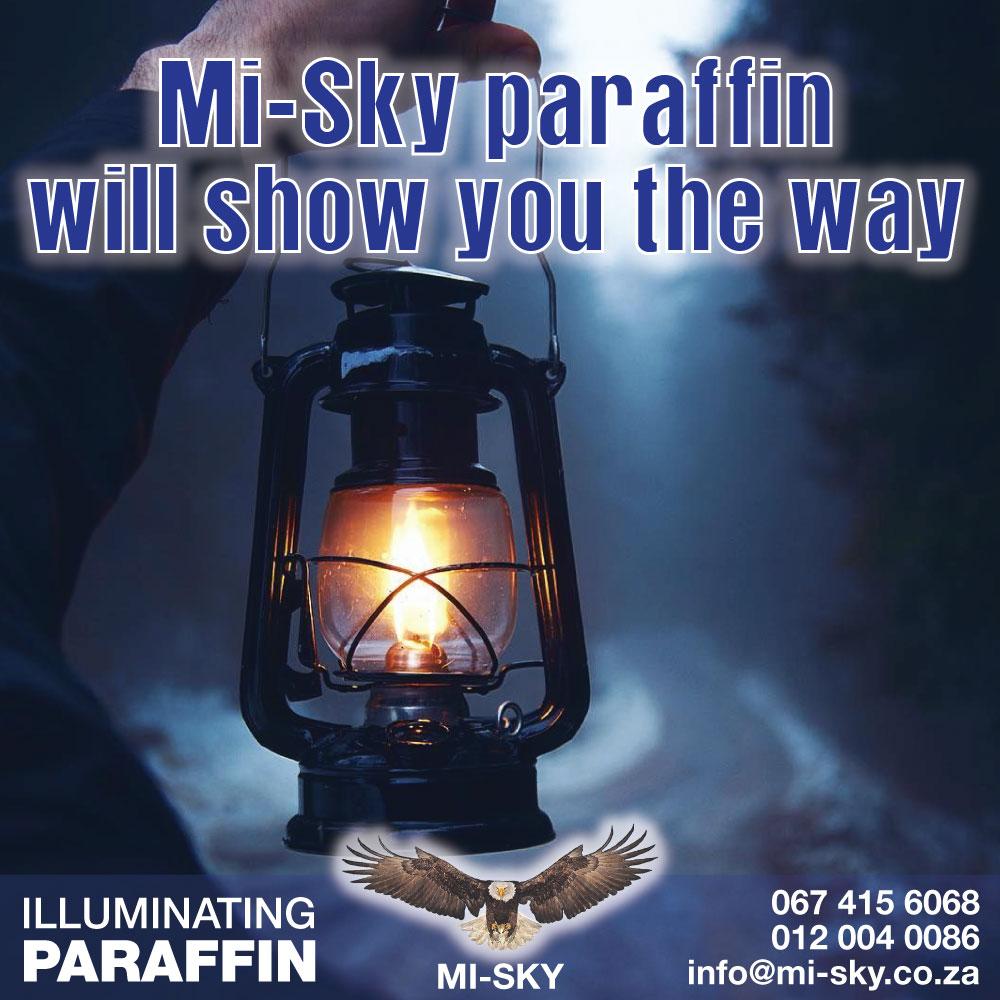 Mi-Sky Trading Social media Posts - Illuminating Paraffin Wholesale